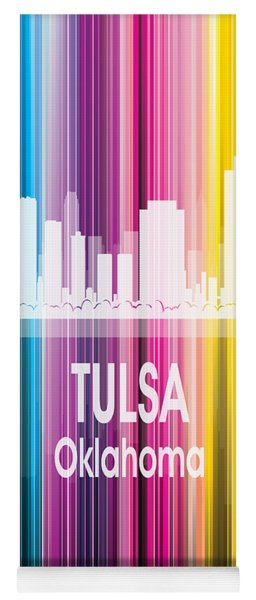 Tulsa Ok 2 Vertical Yoga Mat