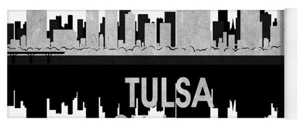 Tulsa Ok 4 Squared Yoga Mat