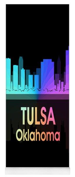 Tulsa Ok 5 Vertical Yoga Mat