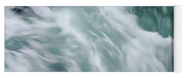 Turbulent Seas Yoga Mat
