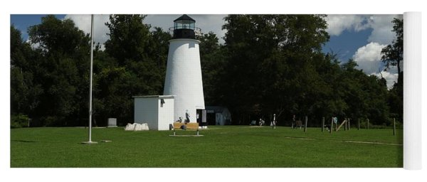 Turkey Point Lighthouse Yoga Mat