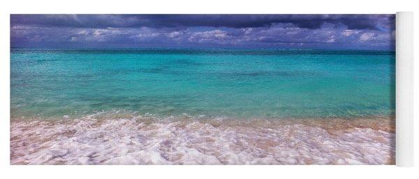 Turks And Caicos Beach Yoga Mat