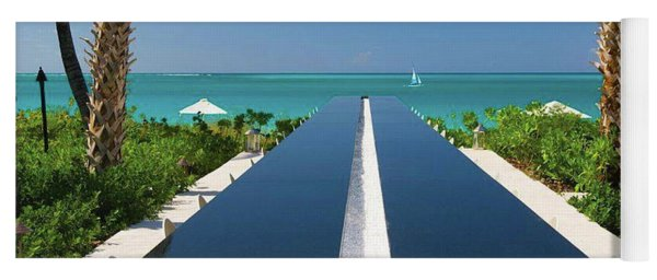 Turks And Caicos Yoga Mat