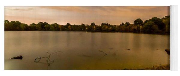 Turners Pond After Dark Yoga Mat