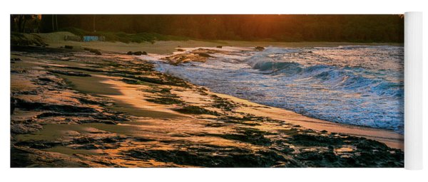 Turtle Bay Sunset 2 Yoga Mat