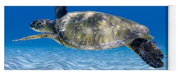 Turtle Flight -  Part 2 Of 3  Yoga Mat