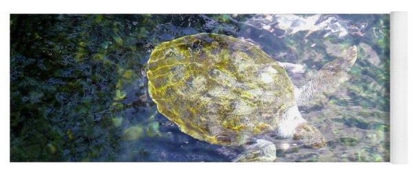 Turtle Water Glide Yoga Mat