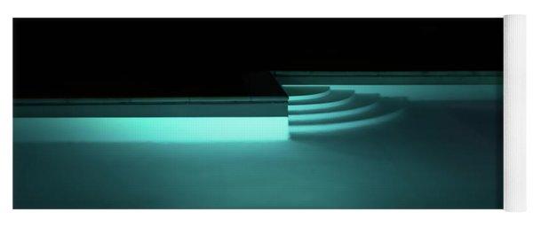 Tuscan Pool Yoga Mat