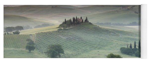 Tuscany Yoga Mat