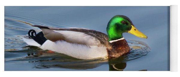 Two Headed Duck Yoga Mat