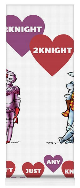 Two Knight Two Knight Yoga Mat