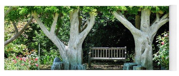 Two Tall Trees, Paradise, Romantic Spot Yoga Mat