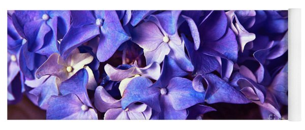 Ultra Violet Dance Yoga Mat