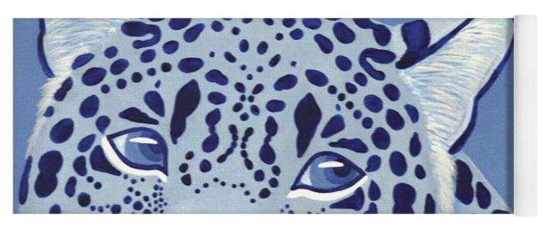 Ultramarine Jaguar Yoga Mat