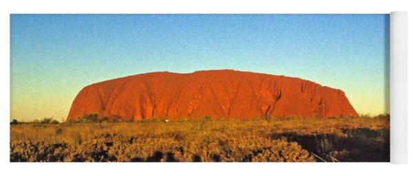 Uluru Yoga Mat
