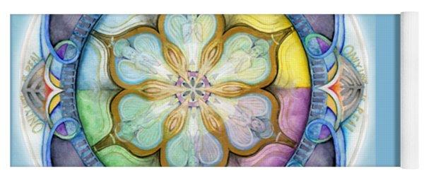 Unconditional Mandala Yoga Mat
