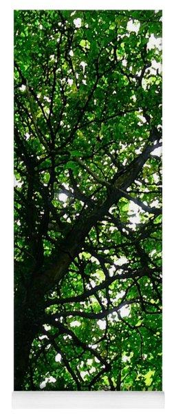 Under A Tree Yoga Mat