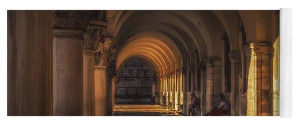 Under Saint Mark's Basilica Yoga Mat
