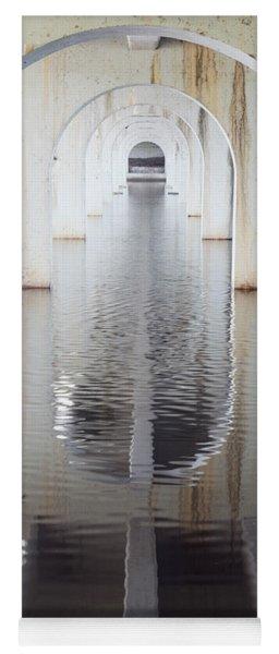 Under The Bridge Yoga Mat