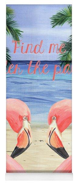 Under The Palms Yoga Mat