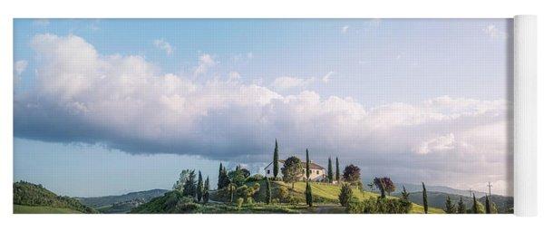 Under The Tuscan Sun Yoga Mat