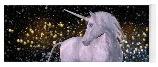Unicorn Dust Yoga Mat