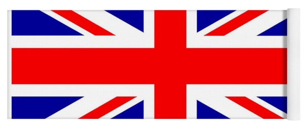 Union Jack 2 Yoga Mat