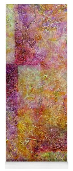 Untitled Abstract Yoga Mat