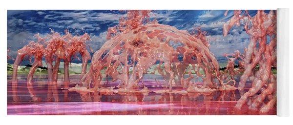 Untitled Liquid 12 Yoga Mat