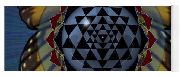 Transforming Meditation Yoga Mat