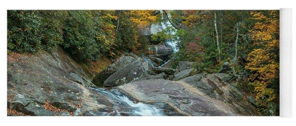 Upper Creek Autumn Paradise Yoga Mat