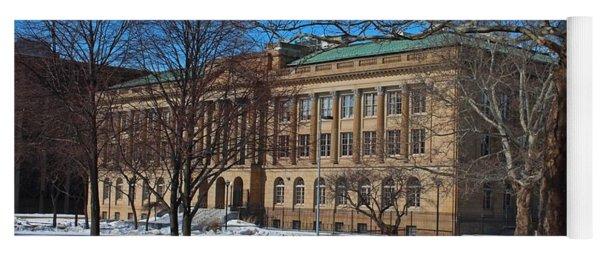 Us Court House And Custom House Yoga Mat