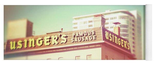 Usinger's Famous Sausage Yoga Mat