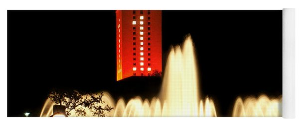 Ut Tower Championship Win Yoga Mat