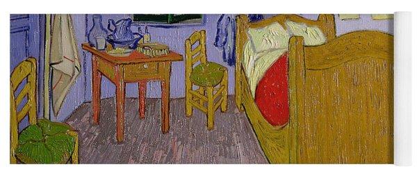 Van Goghs Bedroom At Arles Yoga Mat