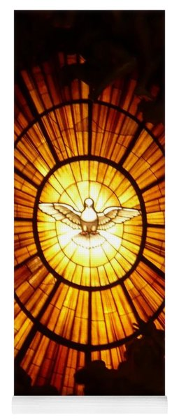 Vatican Window Yoga Mat