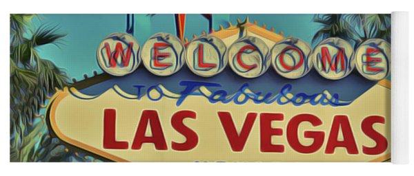 Vegas Yoga Mat