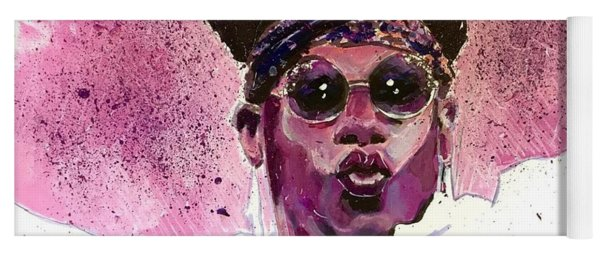 Velveteen Dream Yoga Mat