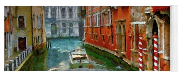 Venezia. Ca'gottardi Yoga Mat