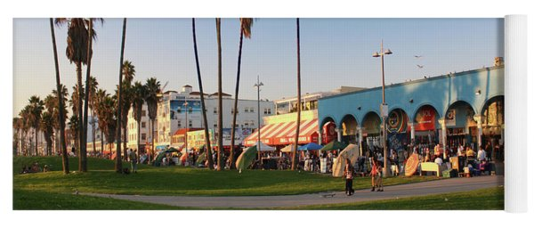 Venice Beach Yoga Mat