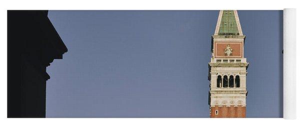 Venice In A Frame Yoga Mat
