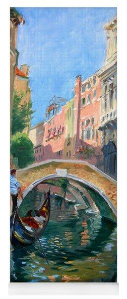 Venice Ponte Widmann Yoga Mat
