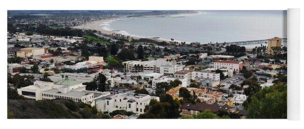 Ventura Coast Skyline Yoga Mat