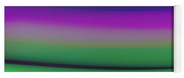 Verbena Stripe Yoga Mat