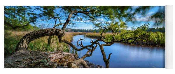 Vereen Memorial Gardens Little River, South Carolina Yoga Mat
