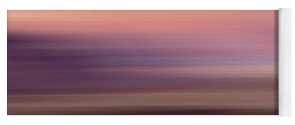 Vermilion Cliff At Dusk Yoga Mat