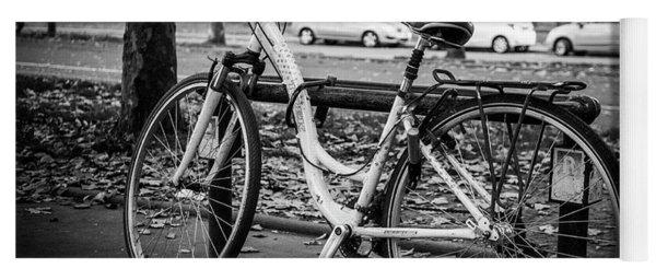 Versailles Bicycle Yoga Mat