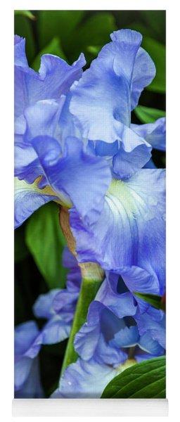 Victoria Falls Iris Yoga Mat