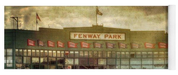 Vintage Fenway Park - Boston Yoga Mat