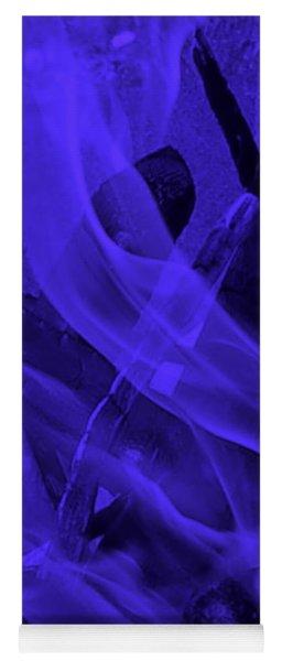 Violet Shine I I Yoga Mat